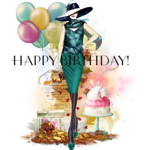 Поздравление с днем рождения модника 68